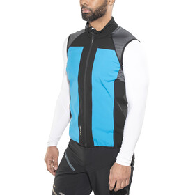 Cube Teamline Multifunktionsjacke Herren blue'n'black'n'white